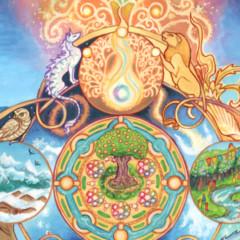 Mandala des éléments