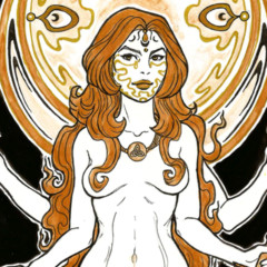 Wiccan Witch